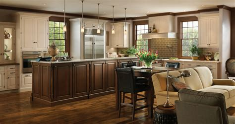 Woodland Meadows Kitchen  Woodmode  Fine Custom Cabinetry
