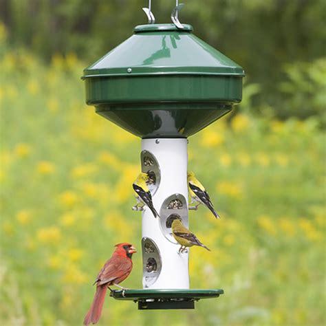 heavy duty bird feeder pole duncraft heavy duty 3 gal mixed seed