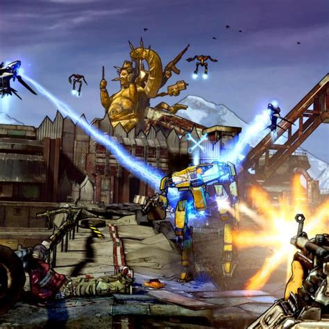 buy borderlands  game   year edition pc game steam