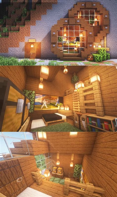 mountain house   easy minecraft houses minecraft house designs minecraft architecture