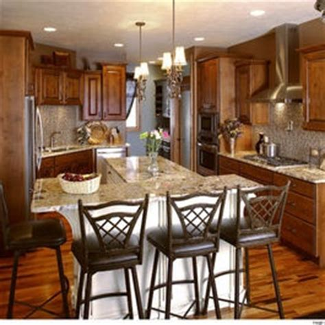 shaped island design ideas pictures remodel  decor