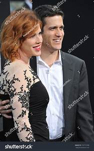 Molly Ringwald & Panio Gianopoulos At The Los Angeles ...
