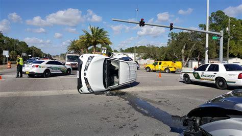 Crash Blocks Us 41 In Port Charlotte