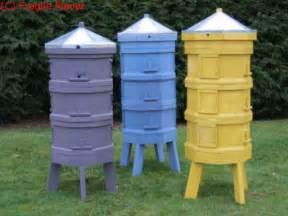 Honey Bee Hive Designs