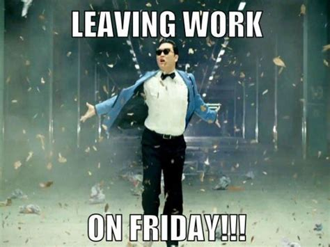 Leaving Work On Friday Meme - funny memes about leaving school newhairstylesformen2014 com