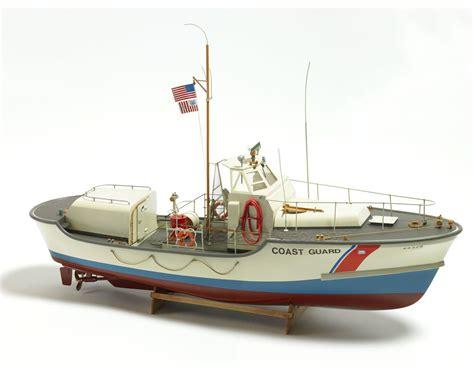Model Boats Billings by Billing Boats B586 Us Coast Guard Lifeboat Model Boat