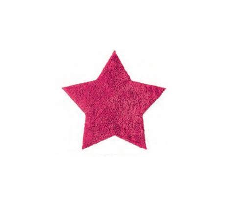 tappeti fucsia tappeto bagno fucsia stella