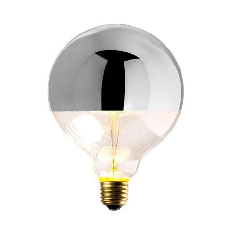 lights bulbs decorative bulbs silver tipped g40