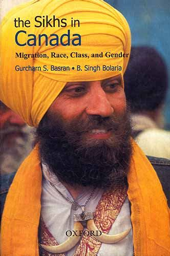 sikhs  canada migration race class  gender