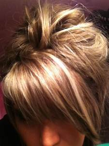 Love my new contrasting platinum blonde highlights and ...