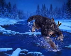 Werewolf Backgrounds - Wallpaper Cave