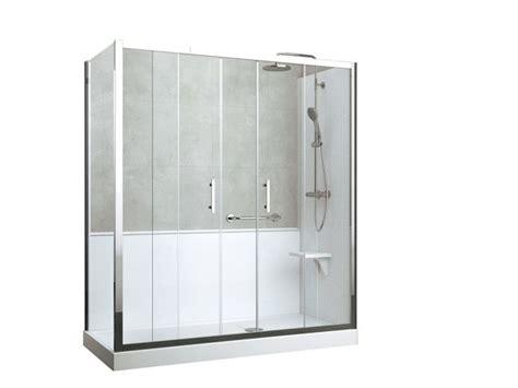 Remplacer Une Baignoire Par Une Douche  Côté Maison