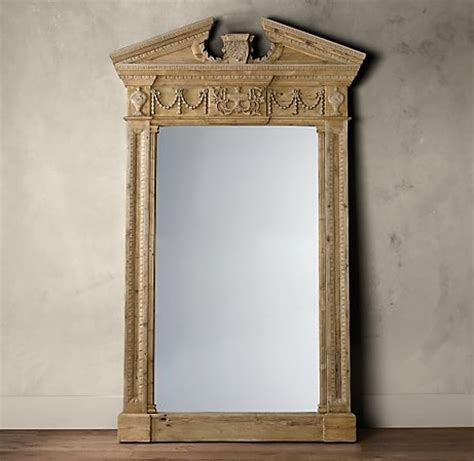floor mirror restoration hardware floor mirror h o m e i t e m s pinterest