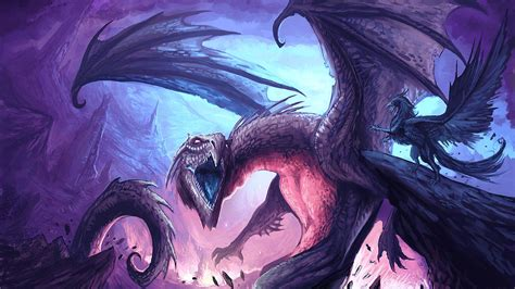 purple dragon wallpapers  background pictures