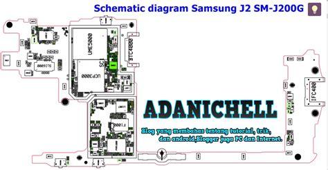 schematic diagram samsung  sm jg  akurat adanichell