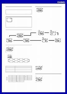 Handleiding Casio 2568