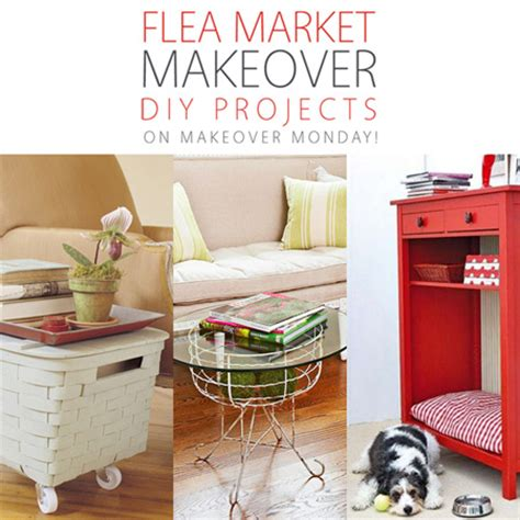 diy flea market projects flea market makeover diy projects on makeover monday the cottage market
