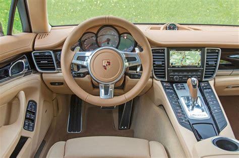 porsche panamera interior 2012 porsche panamera 2009 2016 interior autocar