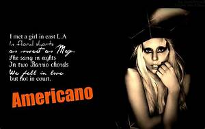 Born This Way Wallpaper [AMERICANO] - Lady Gaga Wallpaper ...