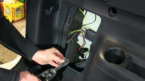 09 Passat Trailer Wiring Harnes On by Installation Of A Trailer Wiring Harness On A 2011 Toyota