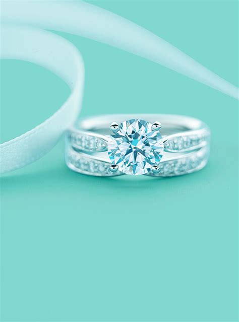 10 breathtaking tiffany s wedding engagement rings and