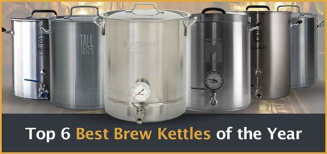 brew kettles kettle pots brewing published mark march
