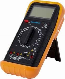 Utilisation D Un Multimètre Digital : multimetre digital 600v 32 calibres bricoman ~ Gottalentnigeria.com Avis de Voitures