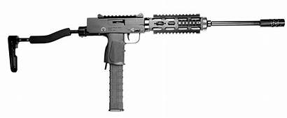 Masterpiece Arms 9mm Defender Carbine Side Automatic