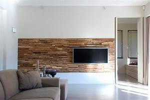 Bauhaus Wandverkleidung Holz : holz wandverkleidung wohnzimmer bs holzdesign ~ Michelbontemps.com Haus und Dekorationen