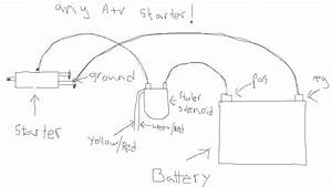 How To Wire Your Starter U0026 39 S And Battery