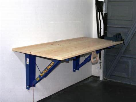 folding garage workbench evaluate hardware