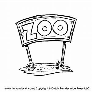 Gallery For > Bronx Zoo Sign Clipart
