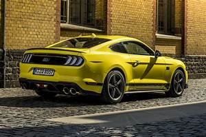 Ford Mustang Mach 1: 454bhp special edition confirmed for Europe | Autocar