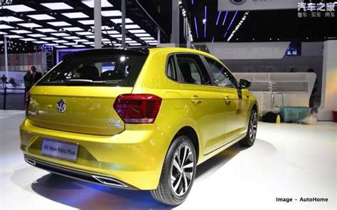 volkswagen polo  debuts longer  maruti baleno