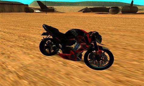 Modif Variasi Yamaha Byson by Gta San Andreas Yamaha New Byson Modif Mod Gtainside