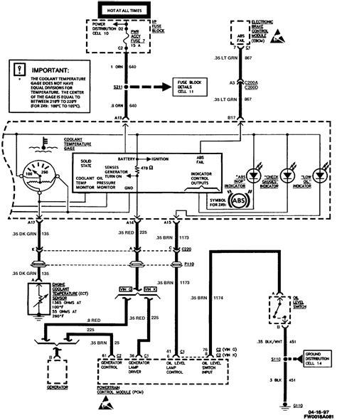 Wiring Gauge Cluster Lstech Camaro Firebird