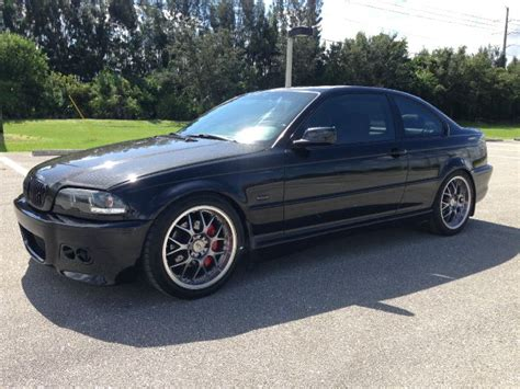 2000 Bmw 3 Series 323ci Sport Coupe