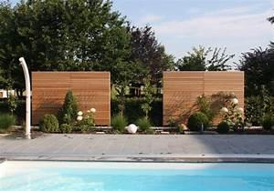 Sichtschutz Für Pool Wind Und Sichtschutz F R Pool Sauna Fitness