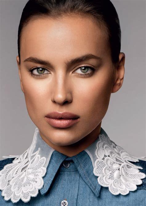Irina Shayk - Glamour MAgazine Russia October 2016 Cover ...
