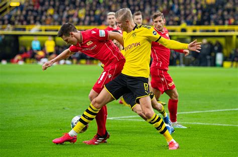 Maybe you would like to learn more about one of these? Bundesliga: Union Berlin gegen Borussia Dortmund heute ...
