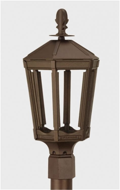 glm vienna 1000 outdoor gas yard light