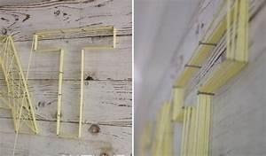 Deko Wand Ideen : diy deko ideen aus wiedergewonnenem holz ~ Markanthonyermac.com Haus und Dekorationen