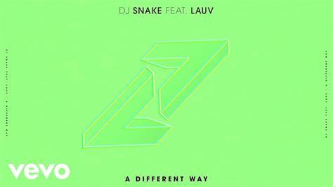 dj snake audio dj snake lauv a different way audio youtube
