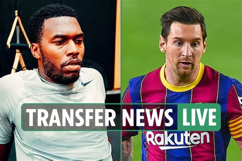 11.30am Transfer news LIVE: Messi to Man City LATEST ...