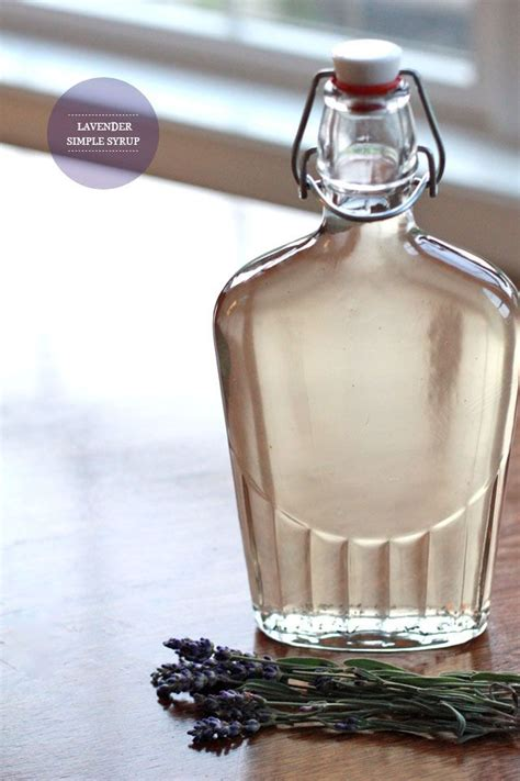 lavender simple syrup lilac simple syrup recipe dishmaps