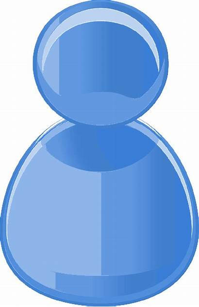 Icon Generic Person User Icons Symbol Domain