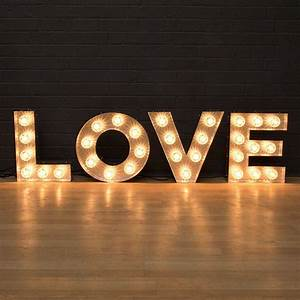 wedding light letters google search wedding type With wedding letter lights