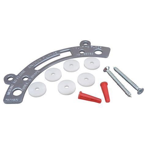 Pvc Boden Reparatur Set by Shop Plumb Pak Toilet Anchor Flange Repair Kit At Lowes