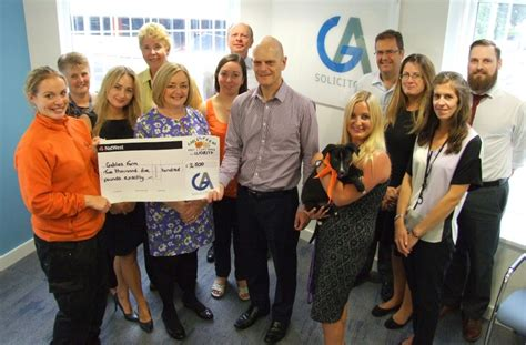 Plymouth Animal Charity Receives A Special Kind Of Legal Aid