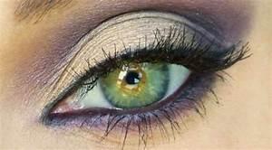Les Yeux Les Plus Rare : comment maquiller des yeux verts ~ Nature-et-papiers.com Idées de Décoration